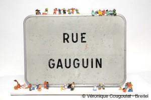 Rdv rue Gauguin