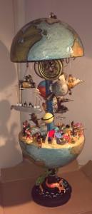 1er prix de sculpture et volume ( Salon de la création de Ploemeur)