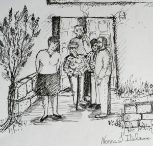 Nonna ou l'italienne © 1er mai