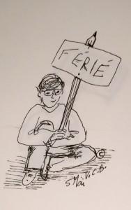 5 mai © Férié
