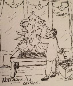 Noël dans les cartons !