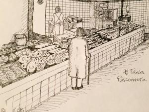 19 février poissonnerie