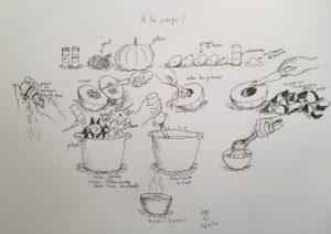 31 octobre © A la soupe!