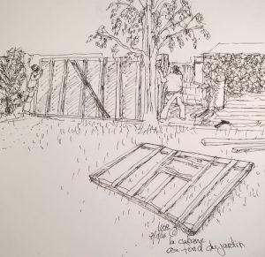 7 novembre © la cabane au fond du jardin